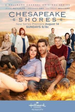 Série Chesapeake Shores - 1ª Temporada Completa Torrent