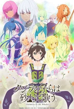 Anime Children of the Whales Torrent