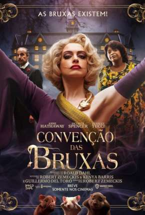 Filme Convenção das Bruxas - Legendado Torrent