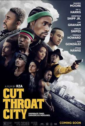 Filme Cut Throat City Torrent