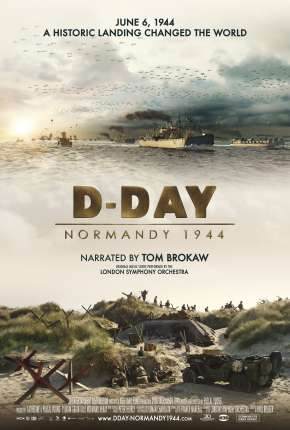 Filme D-Day - Normandy 1944 - Legendado Torrent