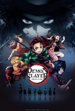 Anime Demon Slayer - Kimetsu no Yaiba - 1ª Temporada Torrent