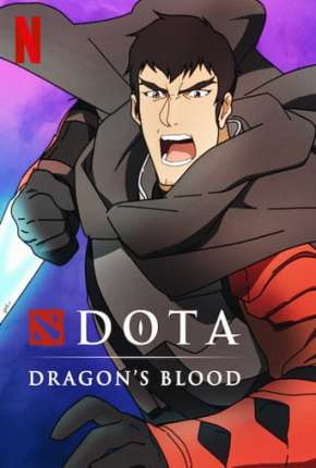 Desenho DOTA - Dragons Blood - 1ª Temporada Completa Torrent