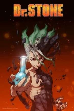 Anime Dr. Stone - 1ª Temporada Completa Torrent