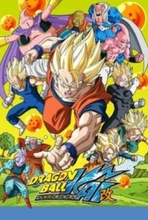 Anime Dragon Ball Kai - Parte 3 Torrent
