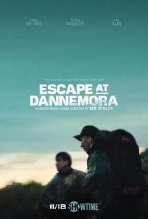 Série Escape at Dannemora - 1ª Temporada Torrent