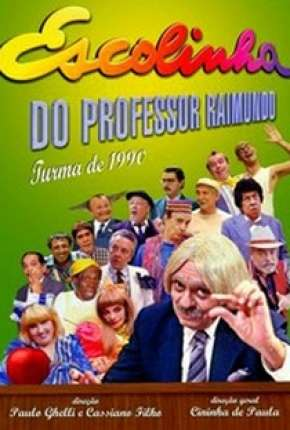 Série Escolinha do Professor Raimundo - Trilogia Torrent