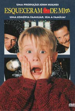 Filme Esqueceram de Mim - Home Alone Torrent