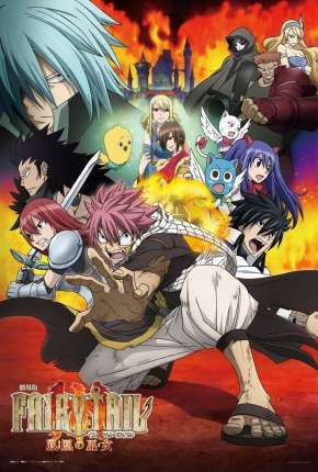 Filme Fairy Tail - Houou no Miko - Legendado Torrent