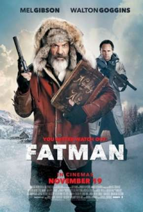 Filme Fatman - FAN DUB Torrent