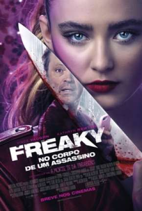 Filme Freaky - No Corpo de um Assassino - CAM - Legendado Torrent