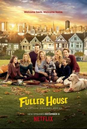 Série Fuller House - 2ª Temporada Completa Torrent