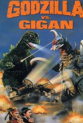 Filme Godzilla vs. Gigan - Legendado Torrent