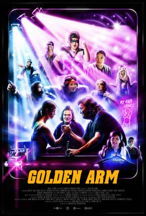 Filme Golden Arm - Legendado Torrent