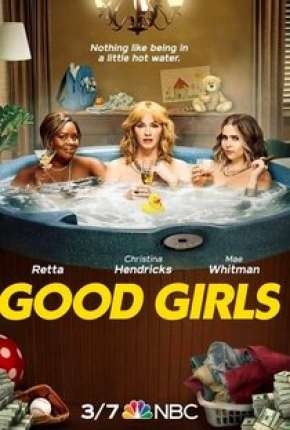 Série Good Girls - 4ª Temporada Legendada Torrent