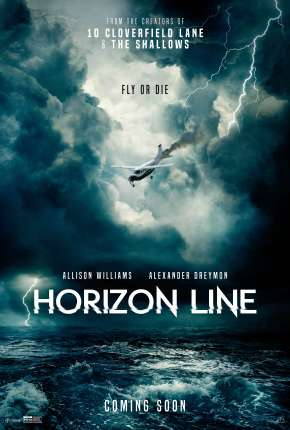 Filme Horizon Line - CAM - Legendado Torrent