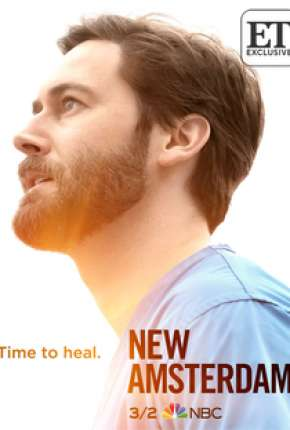 Série Hospital New Amsterdam - 3ª Temporada Legendada Torrent