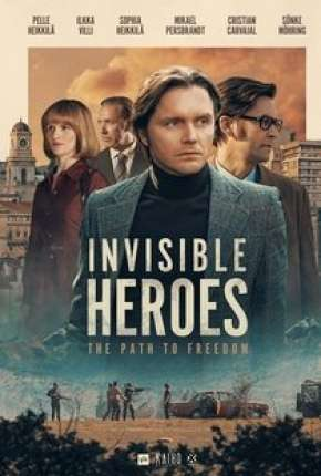 Série Invisible Heroes - 1ª Temporada Completa Legendada Torrent