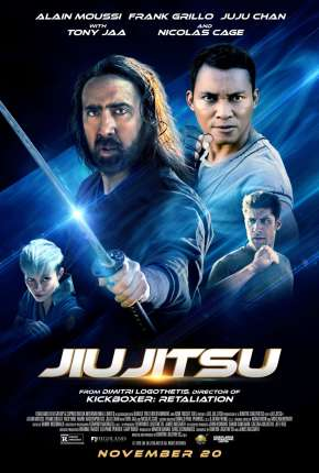 Filme Jiu Jitsu - Legendado Torrent