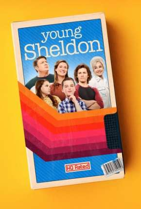 Série Jovem Sheldon - Young Sheldon 4ª Temporada Legendada Torrent