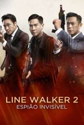 Filme Line Walker 2 - Espião Invisível Torrent