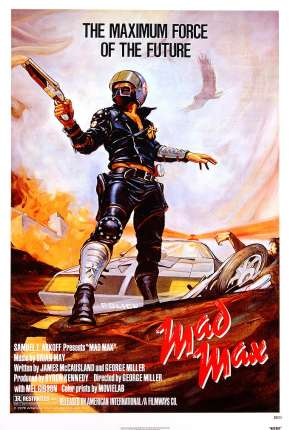 Filme Mad Max - Trilogia Torrent
