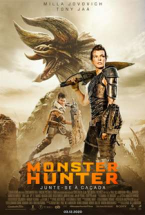 Filme Monster Hunter - Legendado Torrent