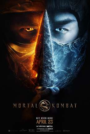 Filme Mortal Kombat - CAM - Legendado Torrent