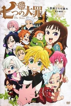 Anime Nanatsu no Taizai OVA - Legendado Torrent