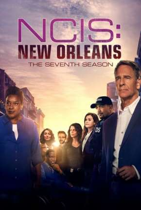 Série NCIS - New Orleans - 7ª Temporada Legendada Torrent