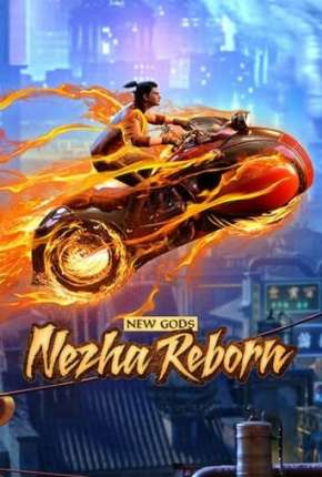 Filme New Gods Nezha Reborn Torrent