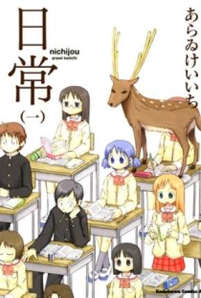 Anime Nichijou - Legendado Torrent