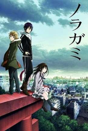 Anime Noragami - Legendado Torrent