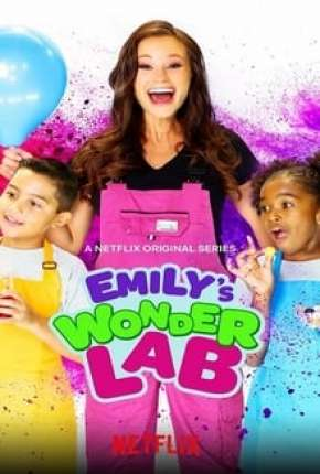Série O Lab de Emily - 1ª Temporada Completa Legendada Torrent
