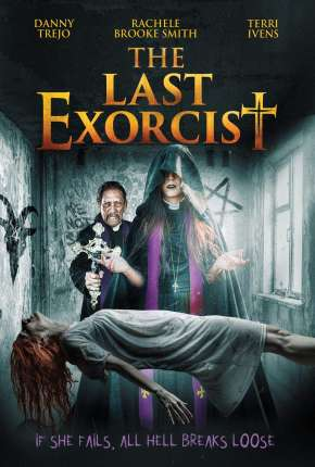 Filme O Último Exorcista - The Last Exorcist - Legendado Torrent