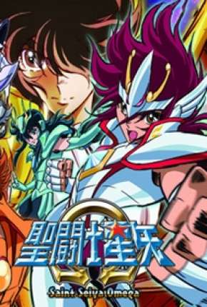 Anime Os Cavaleiros do Zodíaco - Omega - 1ª Temporada Torrent