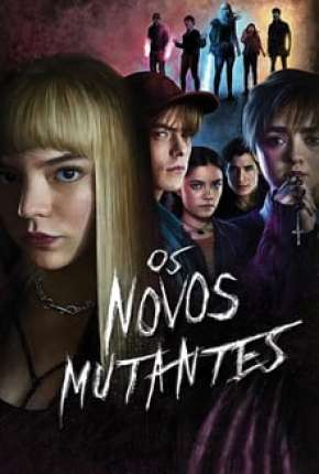 Filme Os Novos Mutantes - CAM - Legendado Torrent