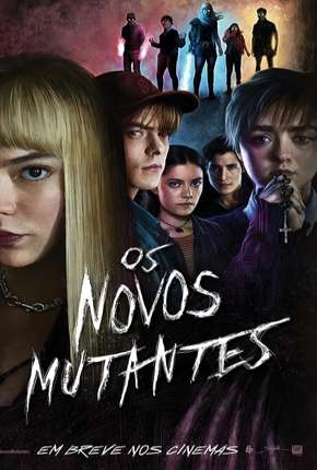 Poster Os Novos Mutantes - Legendado Download via Torrent