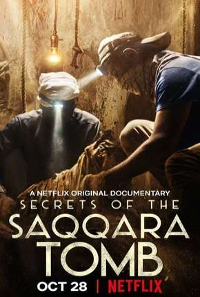 Filme Os Segredos de Saqqara - Legendado Torrent