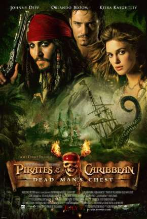 Filme Piratas do Caribe - Quadrilogia Torrent