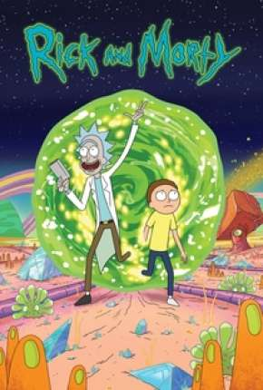 Desenho Rick and Morty - 4ª Temporada Completa Torrent