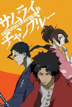 Anime Samurai Champloo - Legendado Torrent