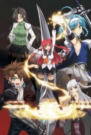 Anime Shinmai Maou no Testament - Legendado Torrent