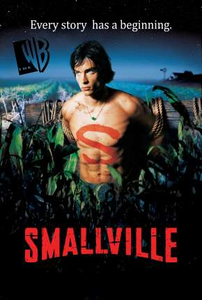 Série Smallville - As Aventuras do Superboy - 3ª Temporada Torrent