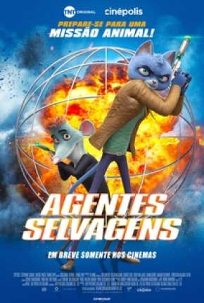 Filme Spycies - Agentes Selvagens Torrent