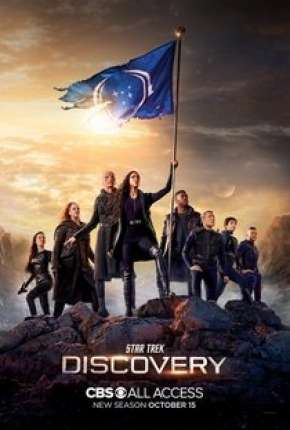Série Star Trek - Discovery - 3ª Temporada Torrent