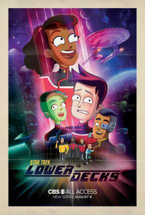 Desenho Star Trek - Lower Decks - 1ª Temporada - Legendado Torrent
