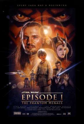 Filme Star Wars - A Saga - Completa Torrent