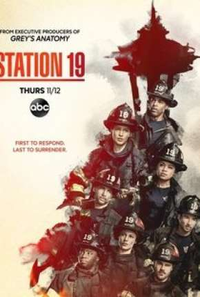 Série Station 19 - 4ª Temporada Torrent