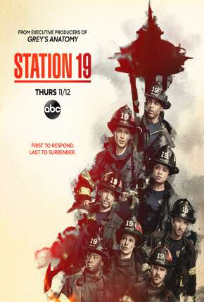 Série Station 19 - 4ª Temporada Legendada Torrent